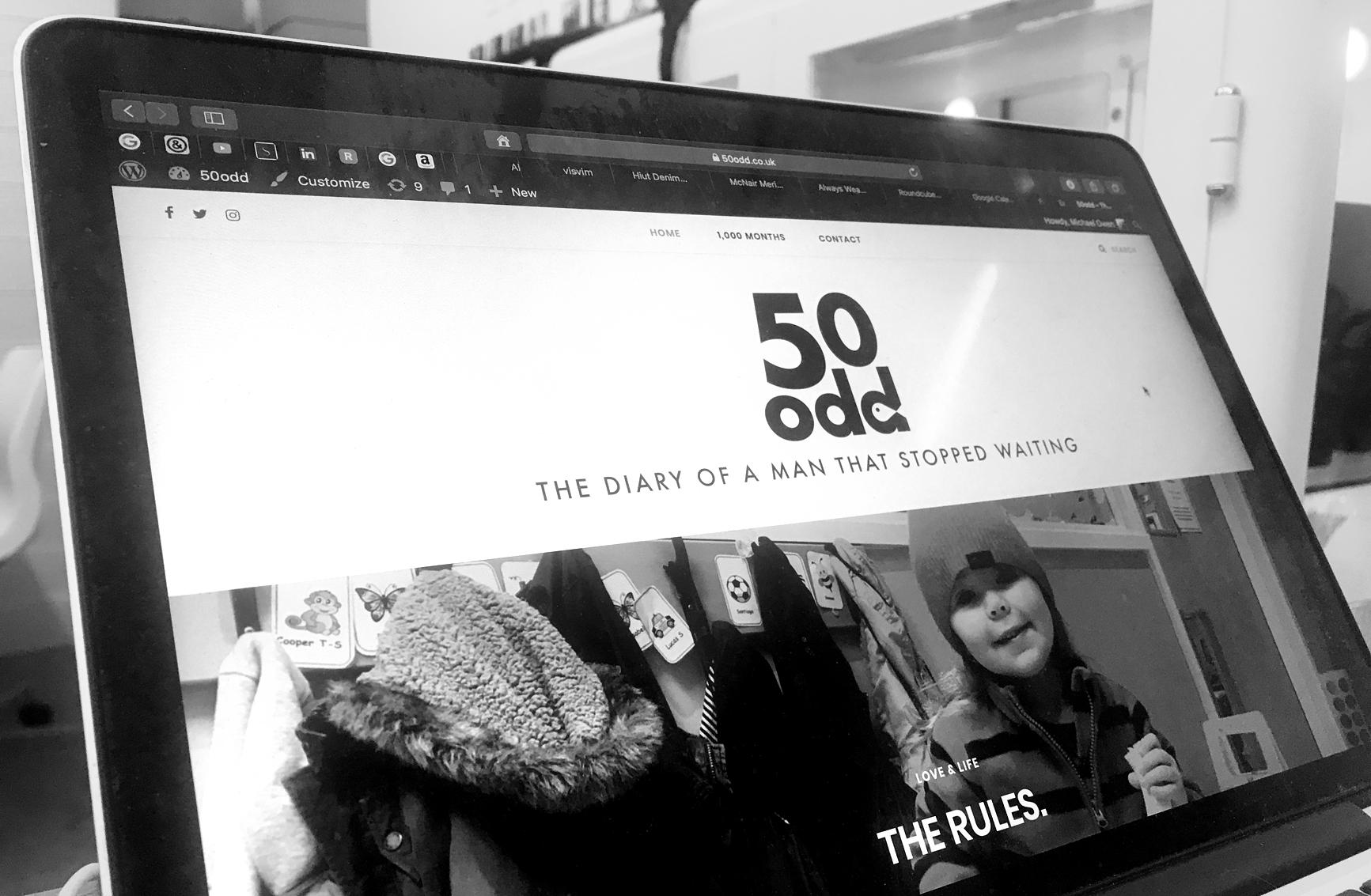 50ODD.